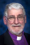 Portrait of Bishop Richard Boyce